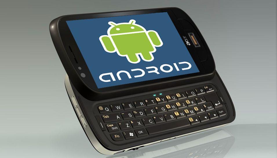 – Acer-Android i fjerde kvartal