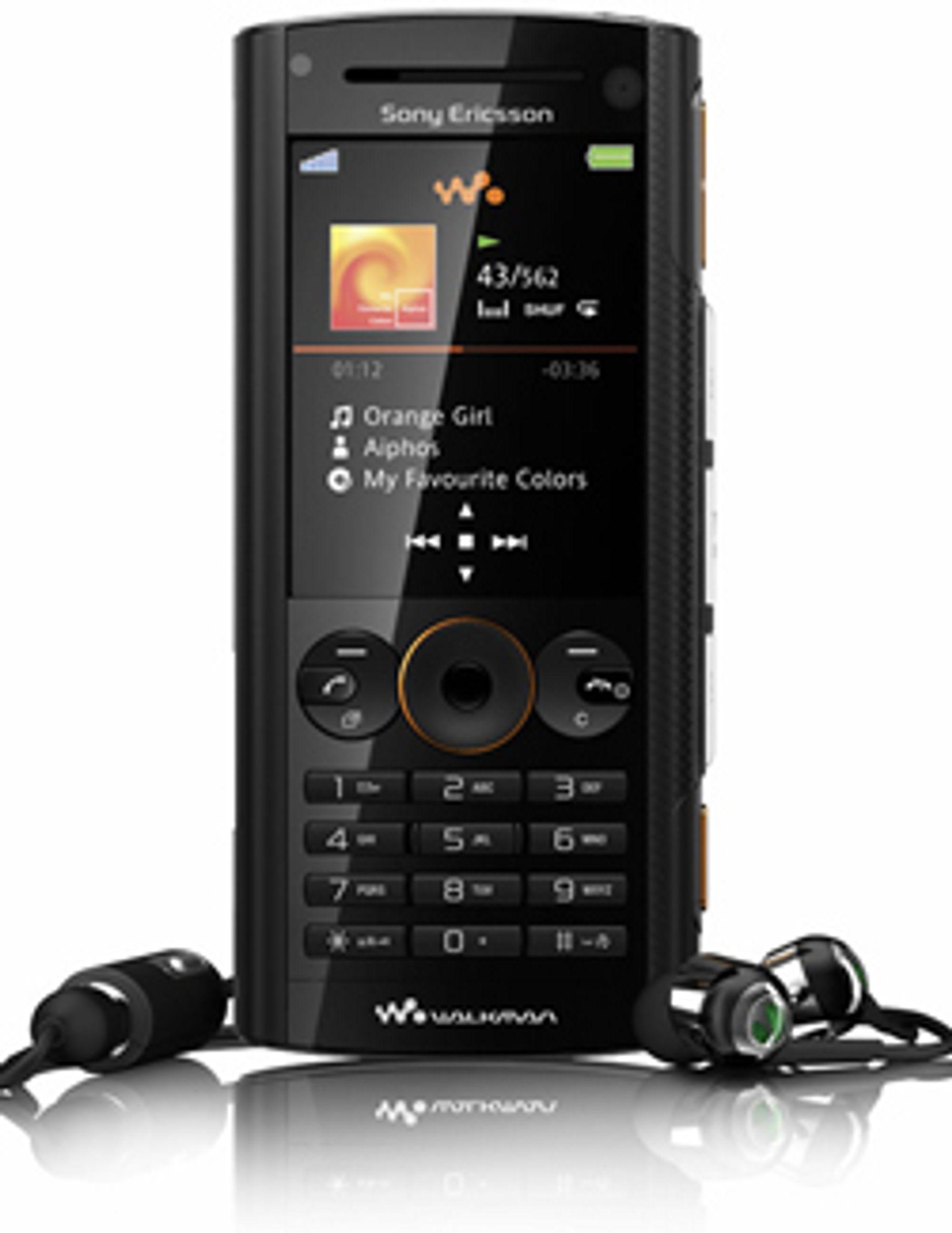 Sony Ericssons telefoner får egen programvarebutikk.