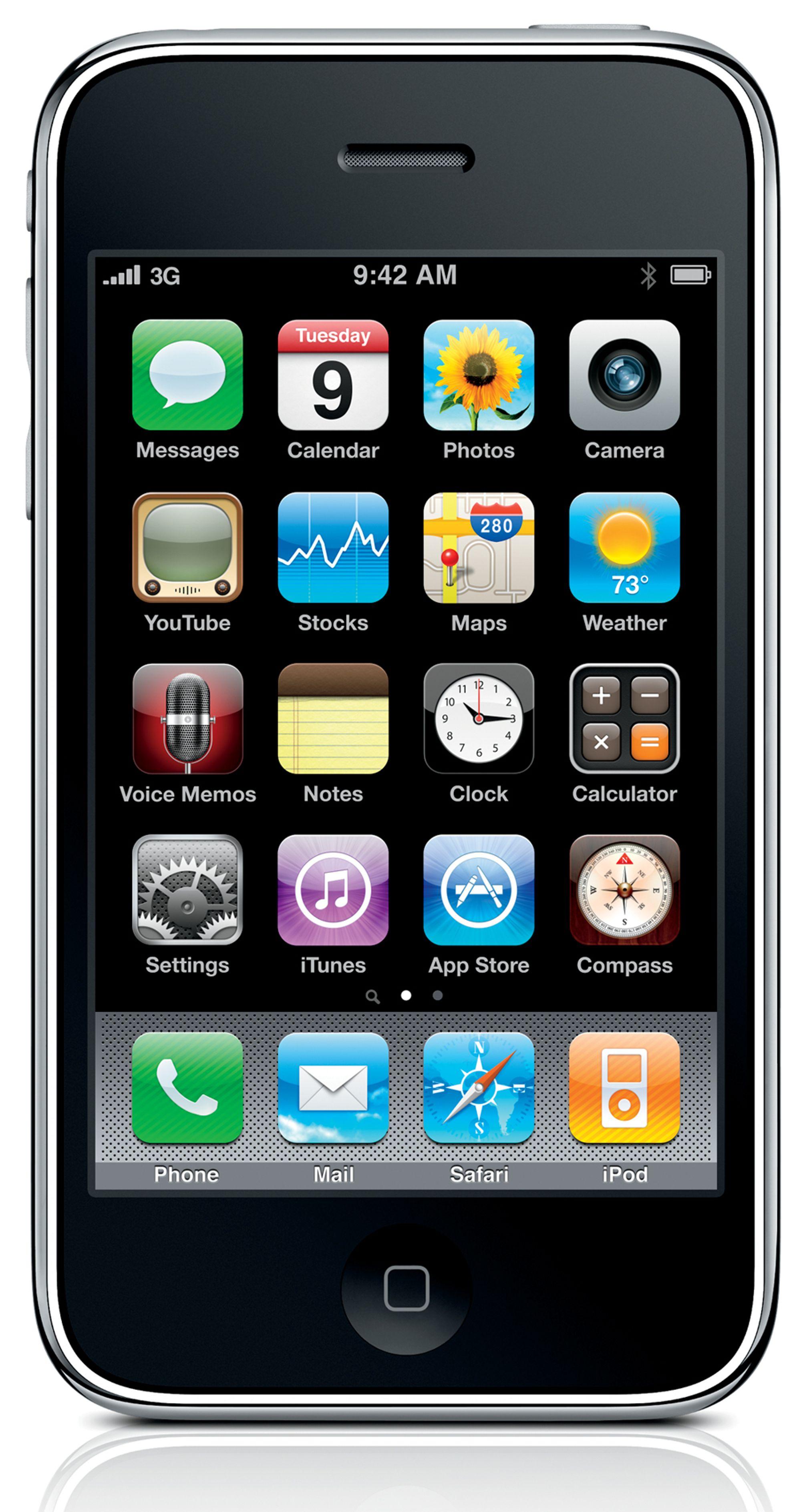 pris på ny iphone 6