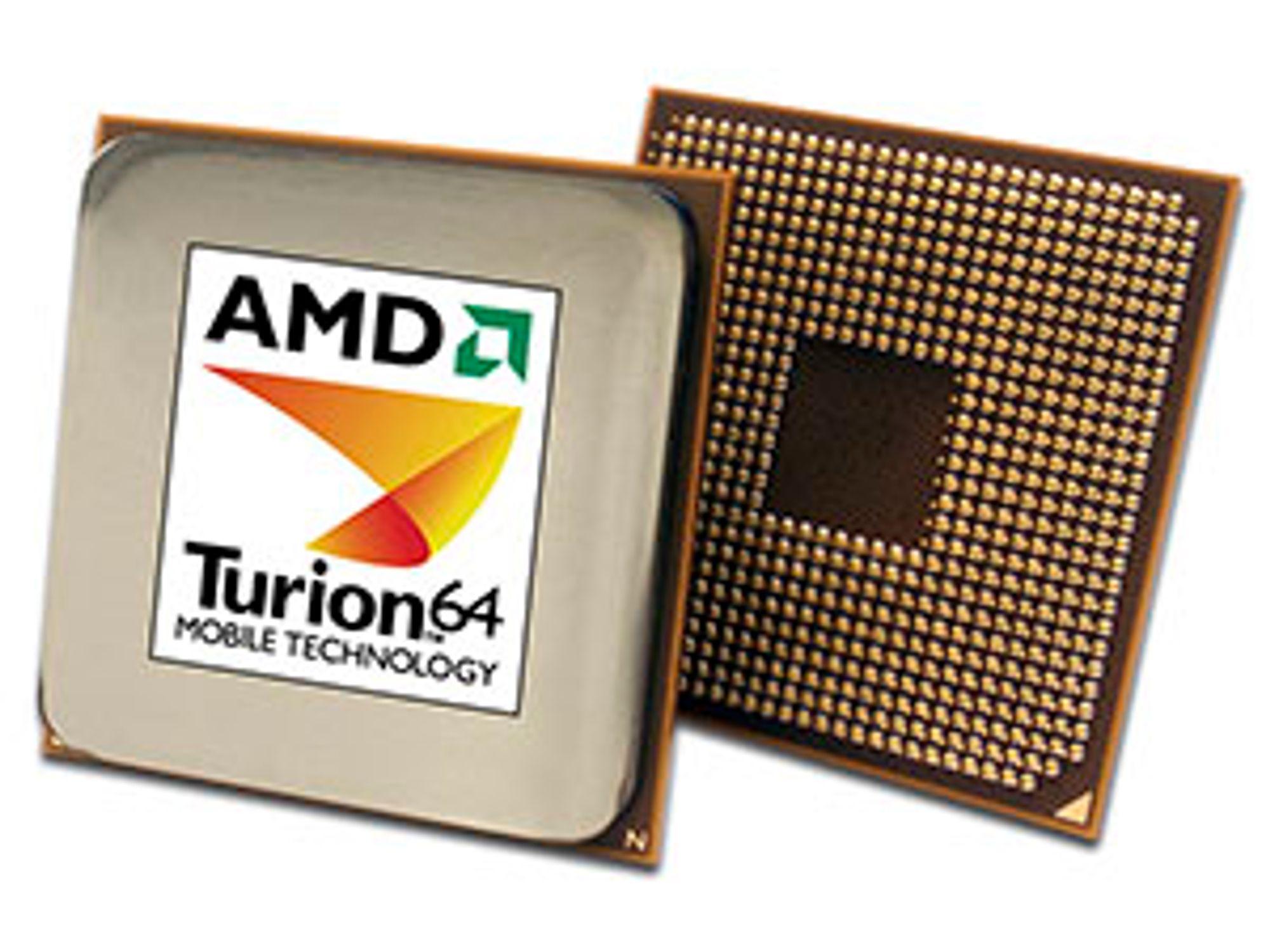 Mobile-prosessorene til AMD selger bra