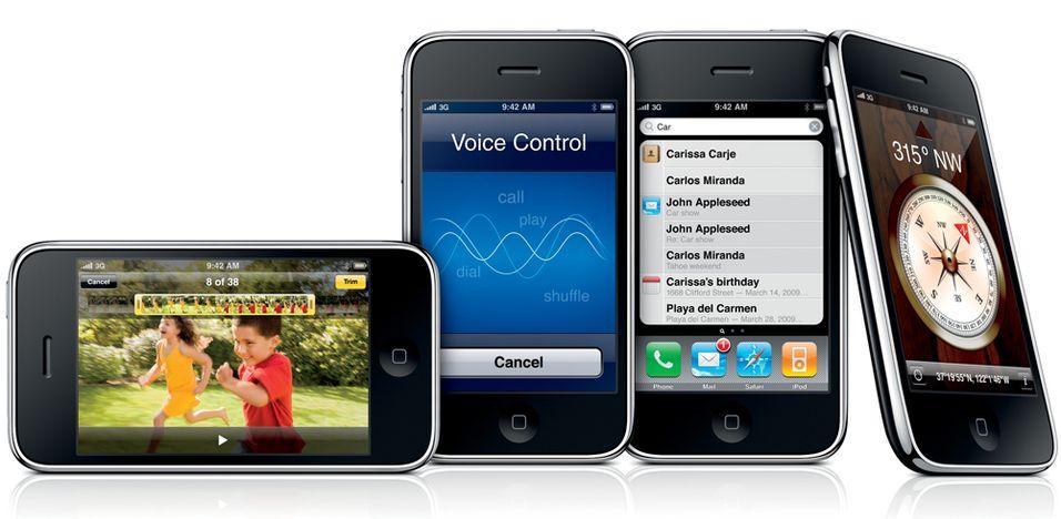 Slik er maskinvaren i Iphone 3GS