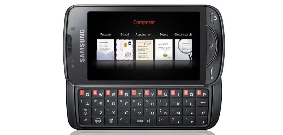 Samsungs Omnia Pro er offisiell
