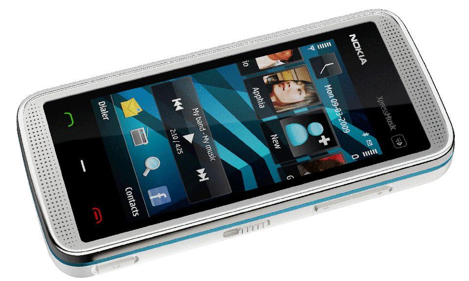 Her er Nokias nye trykkskjermmobil