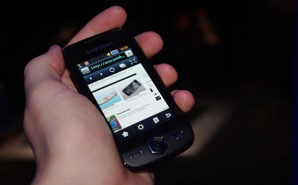SNIKTITT: Samsung Jét