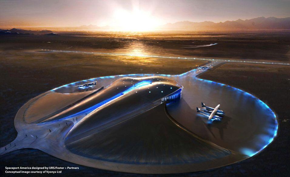 Jordens første romhavn