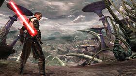Star Wars: The Force Unleashed var et av prosjektene det faktisk ble noe av.