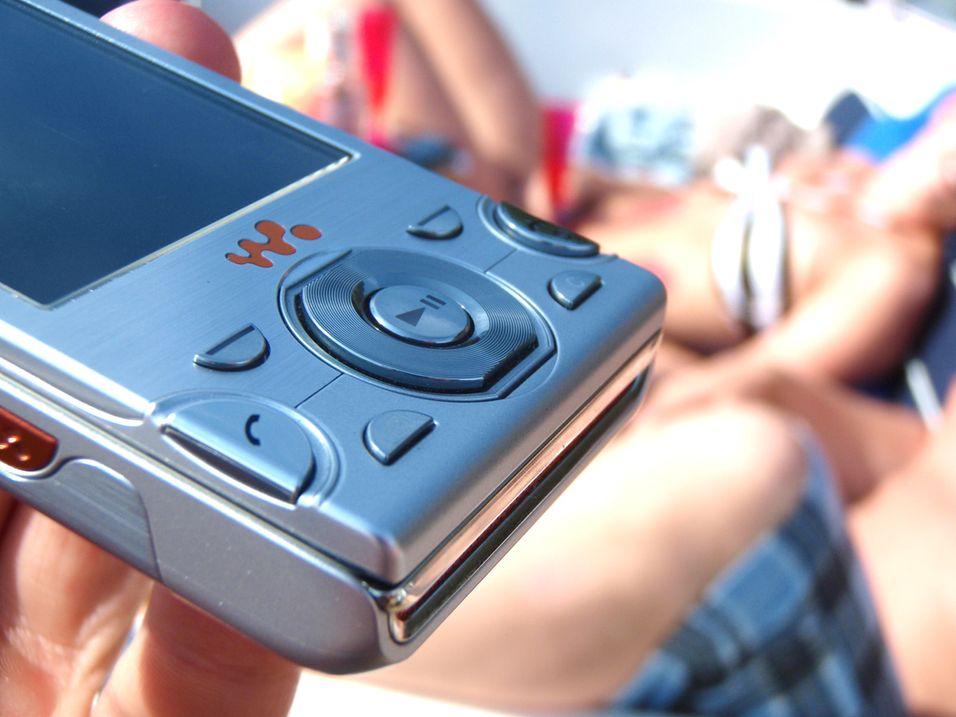 TEST: Sony Ericsson W995