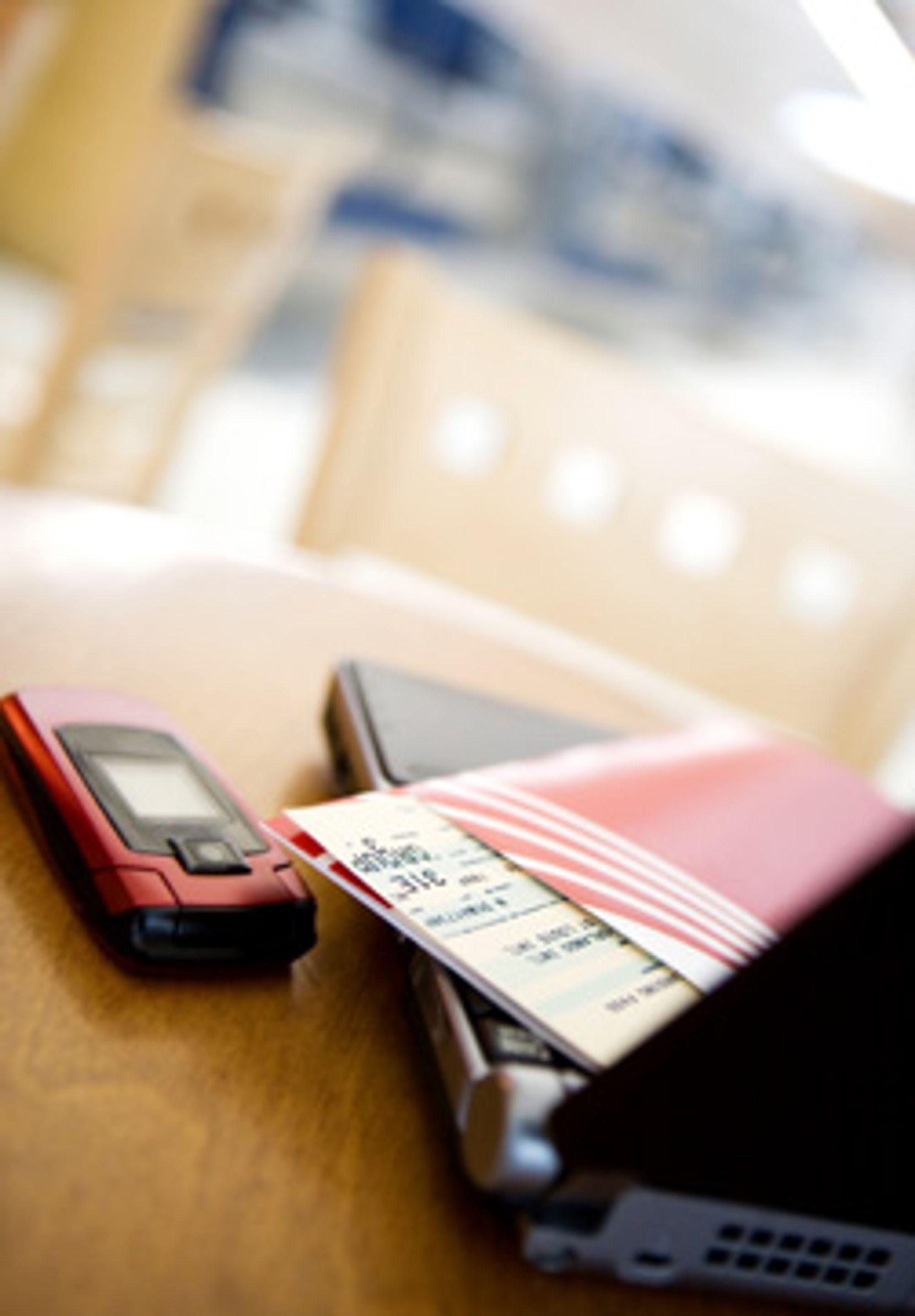 NFC kan bli svært vanlig neste år. (Foto: Istockphoto)