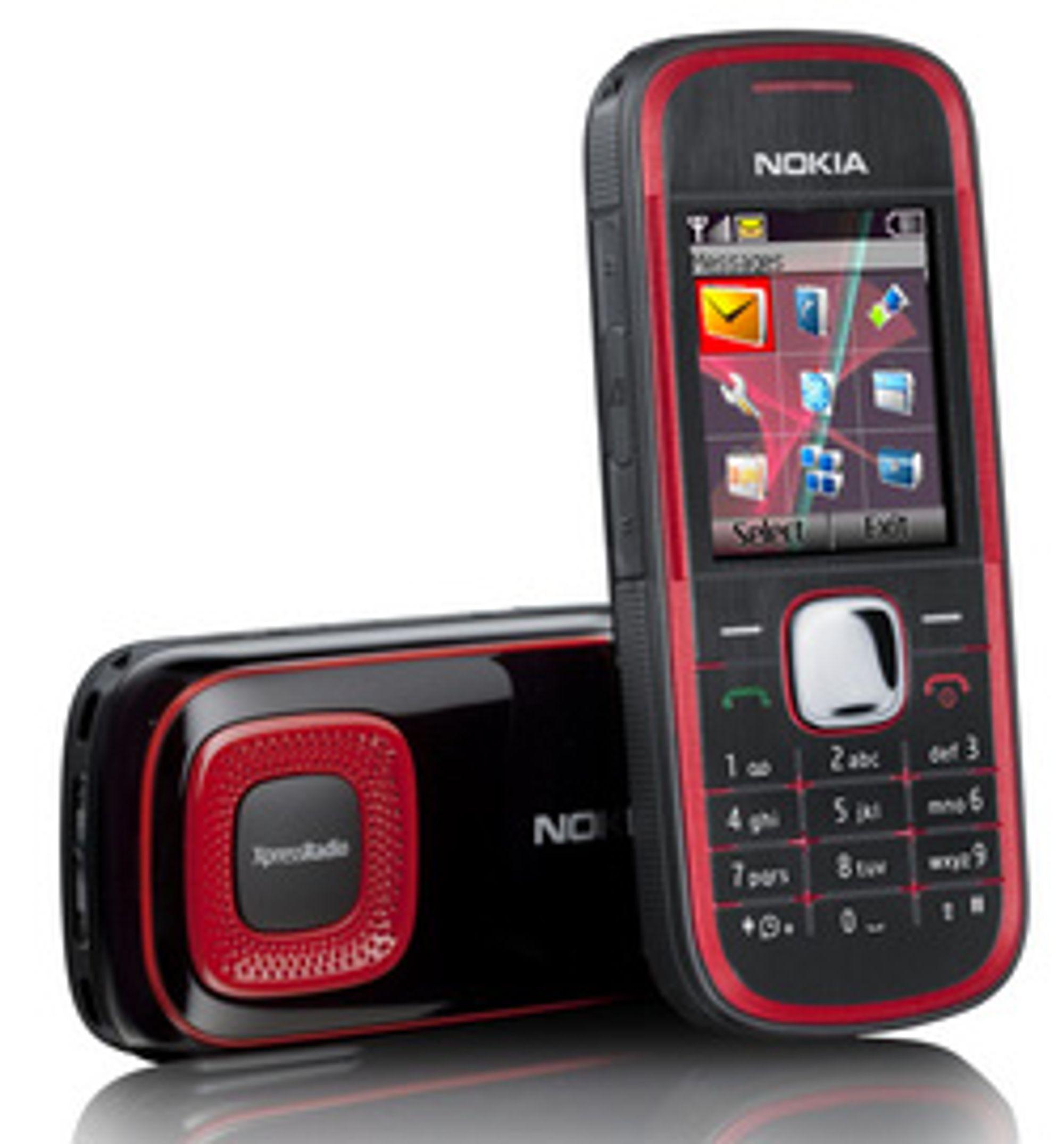 Nokia 5030. (Foto: Nokia)