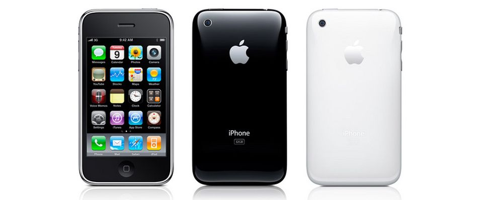 Nå kommer Iphone 3GS