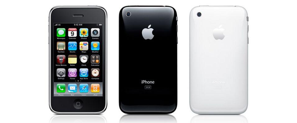 Nå kommer Iphone 3GS