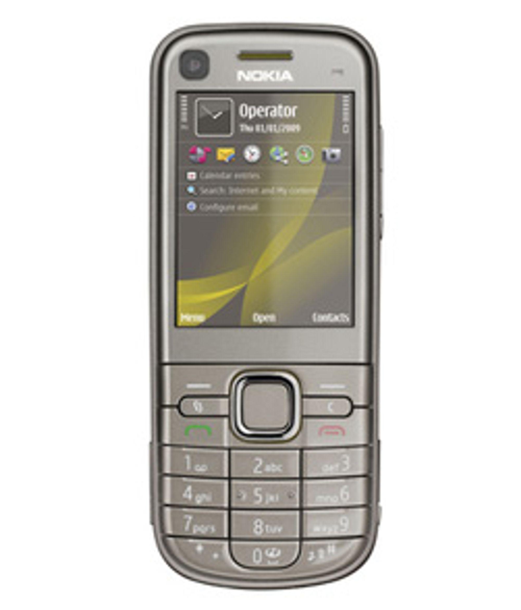 Nokia 6720 classic. (Foto: Nokia)