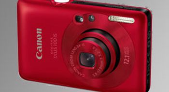 Test: Canon Ixus 100IS