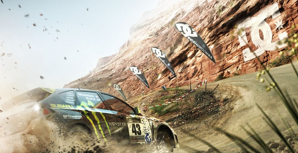 Dirt 2 til PC utsettes