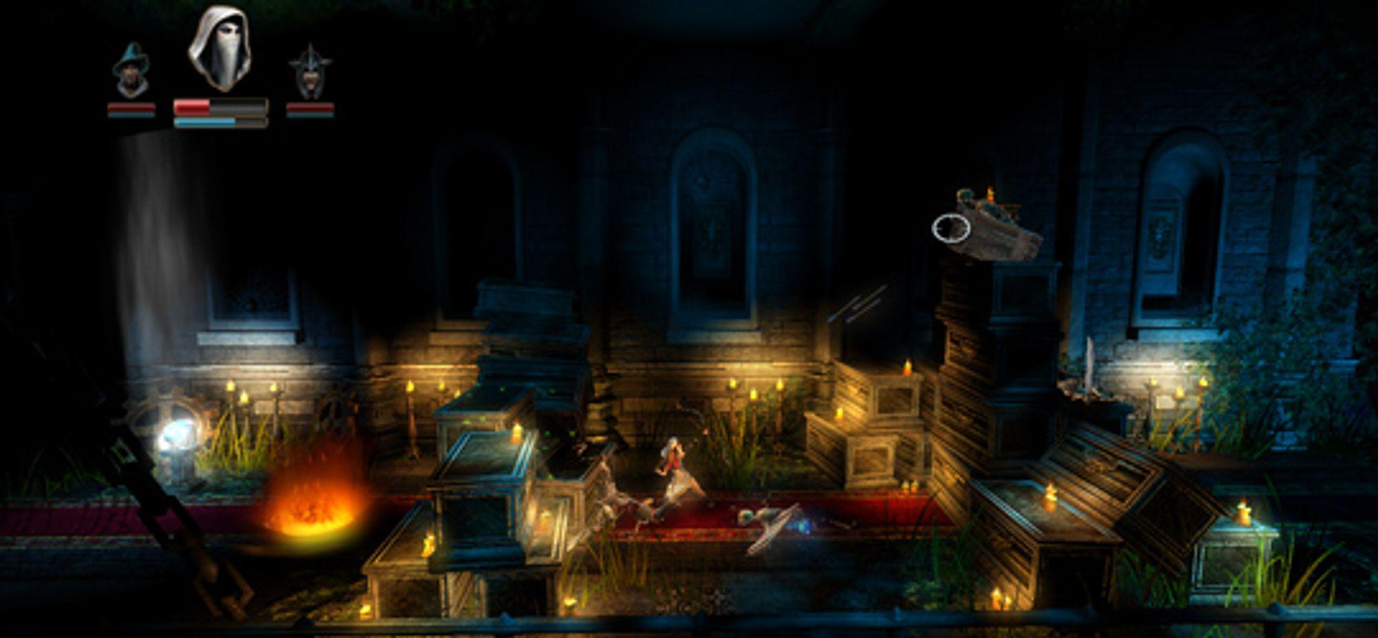 Den forglemmelige historien går ut på at de døde har gjenoppstått. Dermed er 98% av alle fiendene i spillet skjeletter.