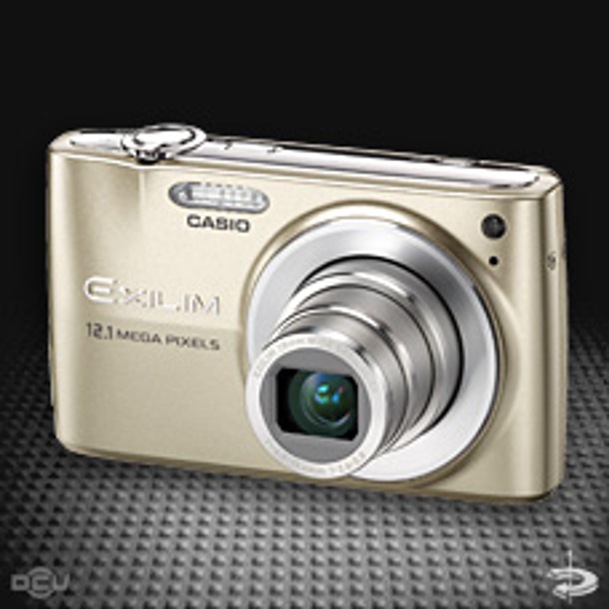Casio Exilim Zoom EX-Z400