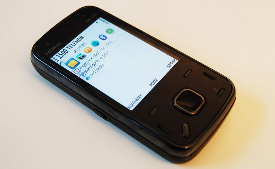 TEST: Nokia N86 8MP