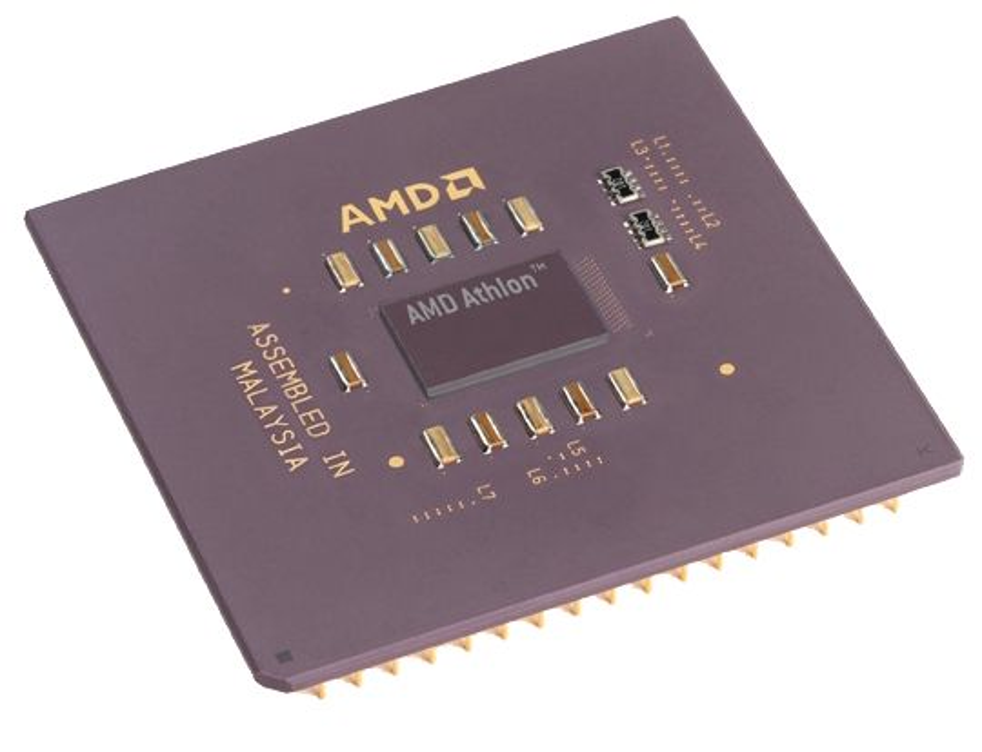 Gode, gamle AMD Athlon