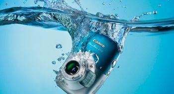 Test: Canon D10, Fujifilm Z33 WP, Olympus Tough 8000 og Panasonic DMC FT1