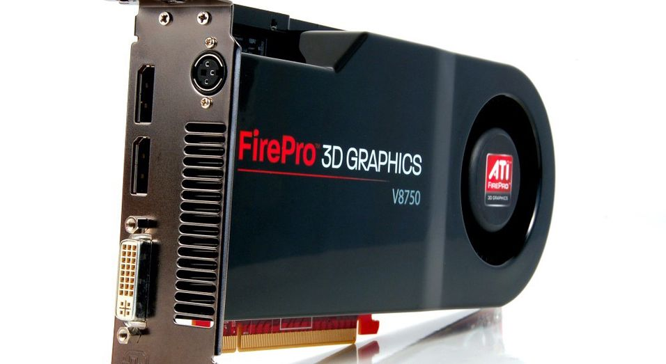 AMD med to nye Firepro-kort