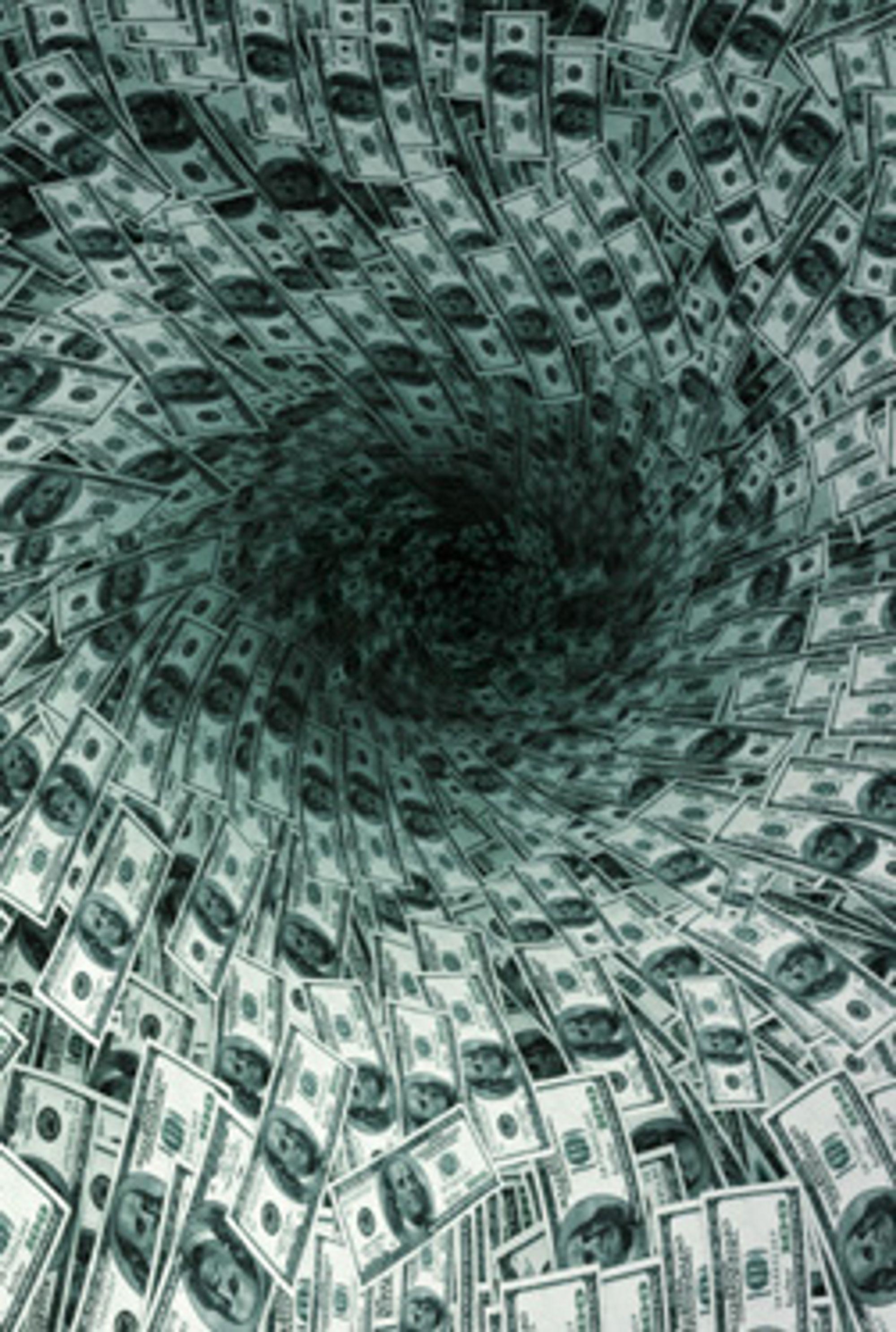 Telebutikkene er et pengesluk. (Foto: Istockphoto)