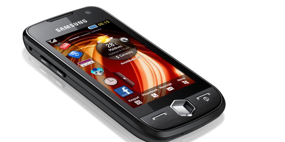 TEST: Test: Samsung S8000 Jét