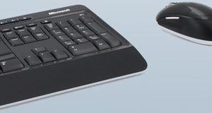 Test: Microsoft Wireless Desktop 3000