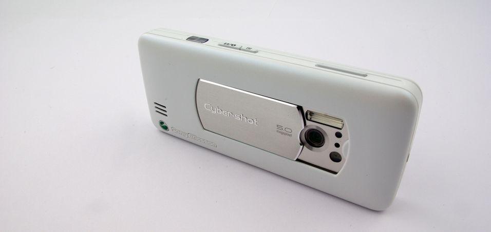 Førsteinntrykk: Sony Ericsson C901