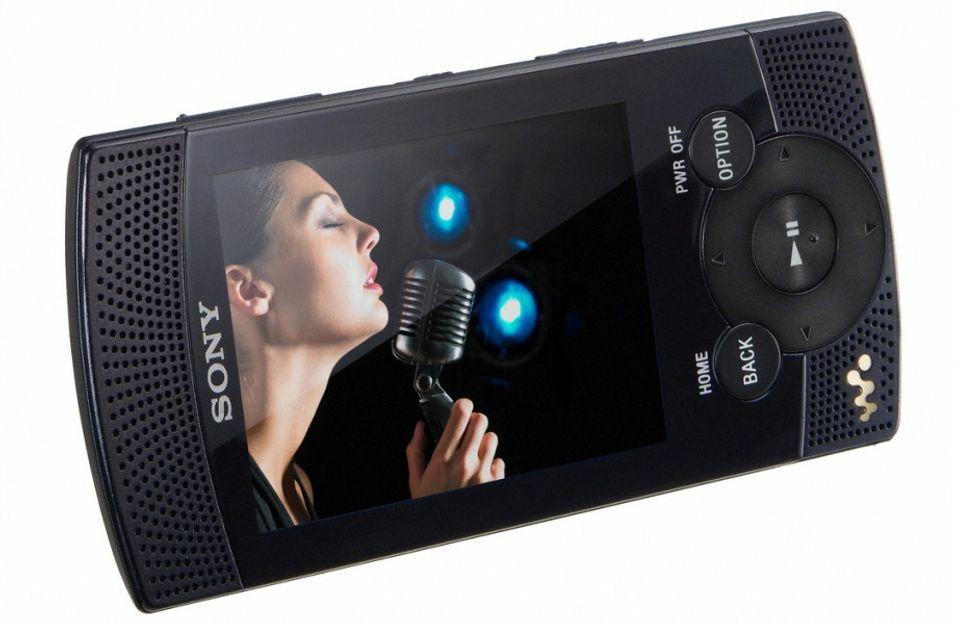 S540-serien har innebygde stereo-høyttalere