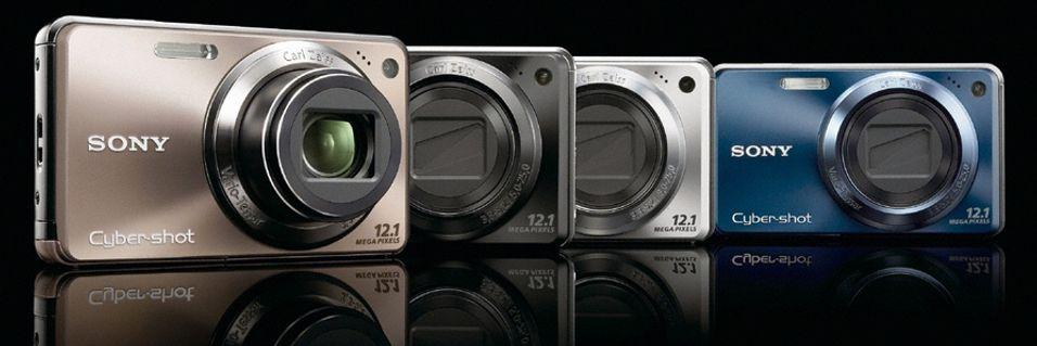TEST: Sony DSC-W290