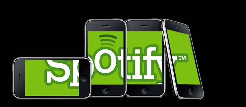 Spotify godkjent for Iphone