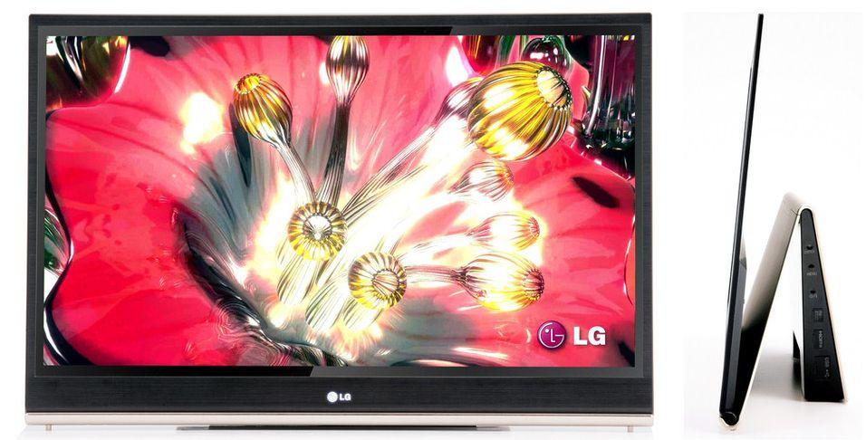 LGs OLED-TV på 15 tommer