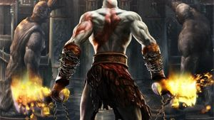 Kratos-reprise på PS3