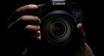 Mulig feil i Canon EOS 7D