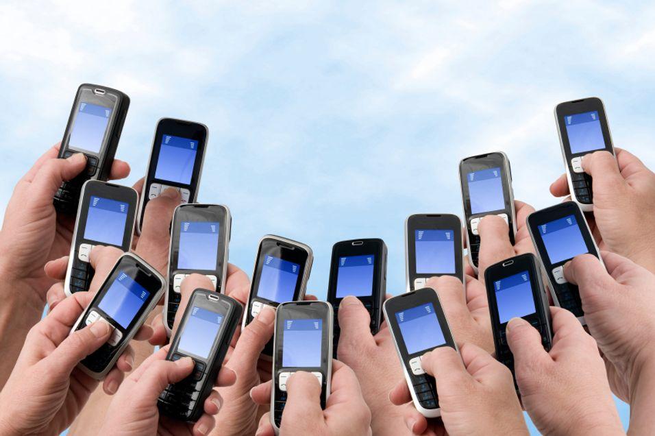 Ingen SMS-rekord på julaften