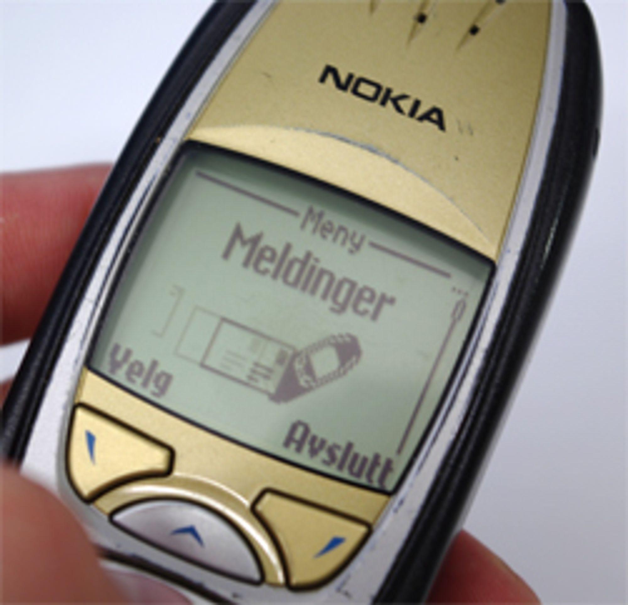 En av grunnene til den godt tillagte vanen med tekstmeldinger, kan være at vi nordmenn var tidlig ute med å sende mange SMS.