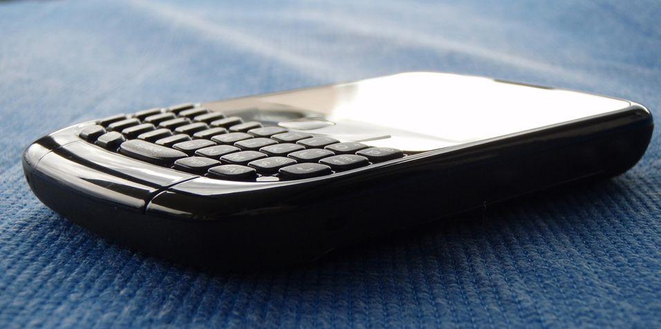 TEST: Blackberry Curve 8520