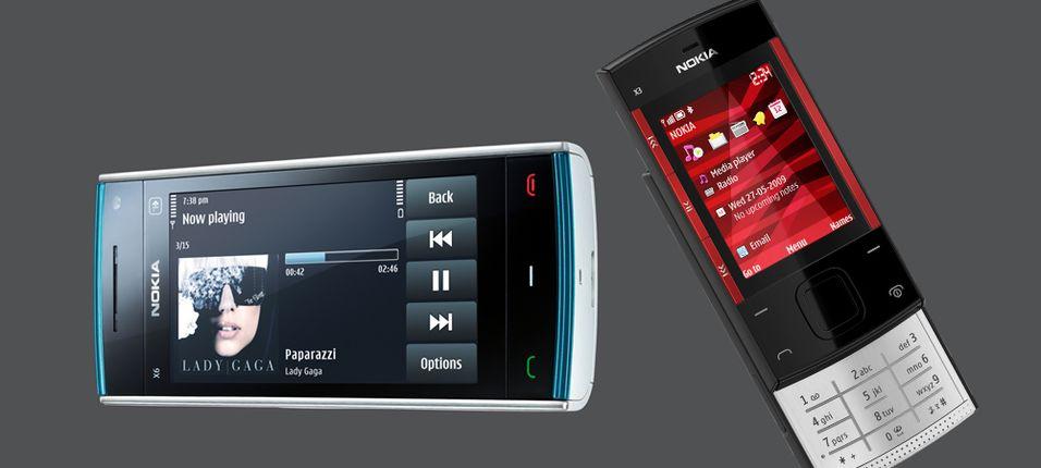 Nokia lanserer X-serien