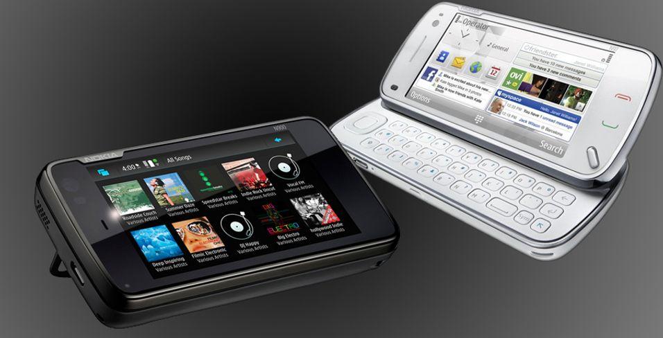 Nokia utvider innholdet i mobilene