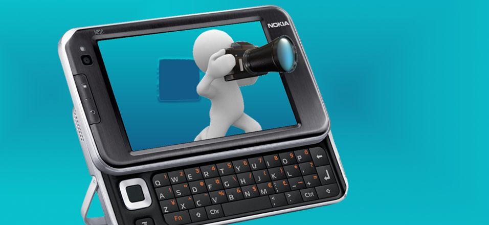 Nokia viser frem 3D-skjerm