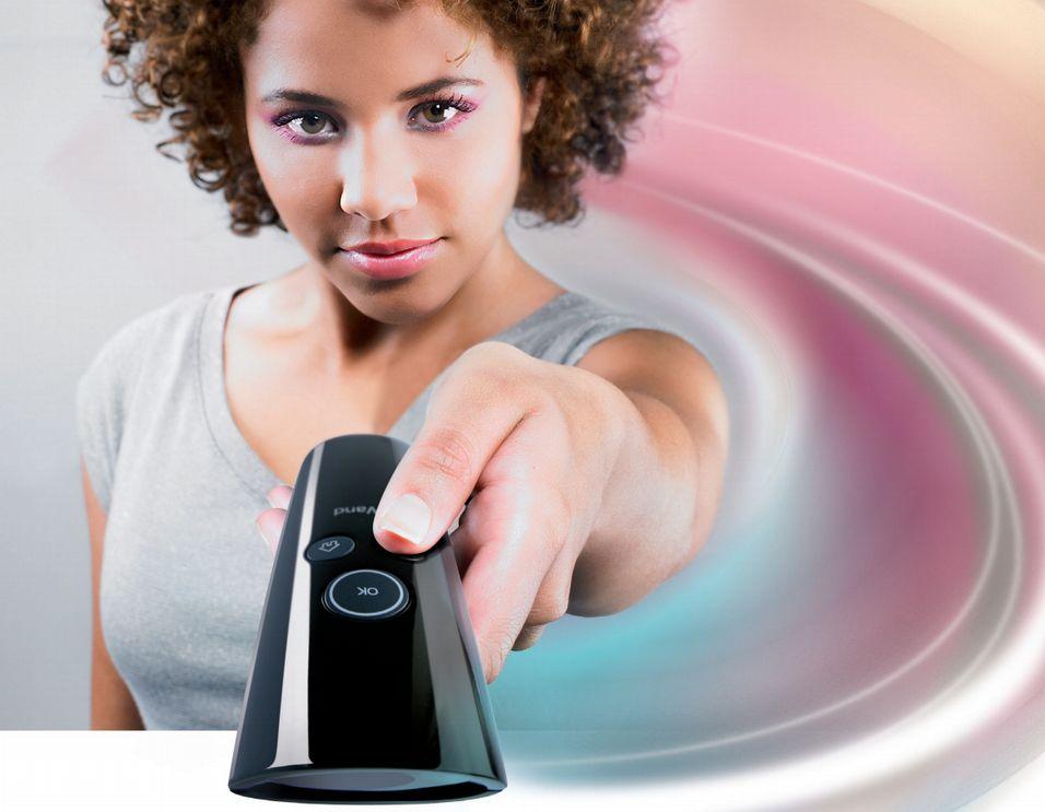 Bevegelse fremfor knapper: Philips Uwand