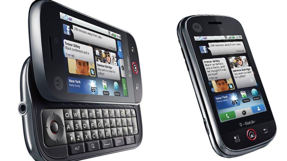 Android-telefonen som kan få Motorola på beina igjen