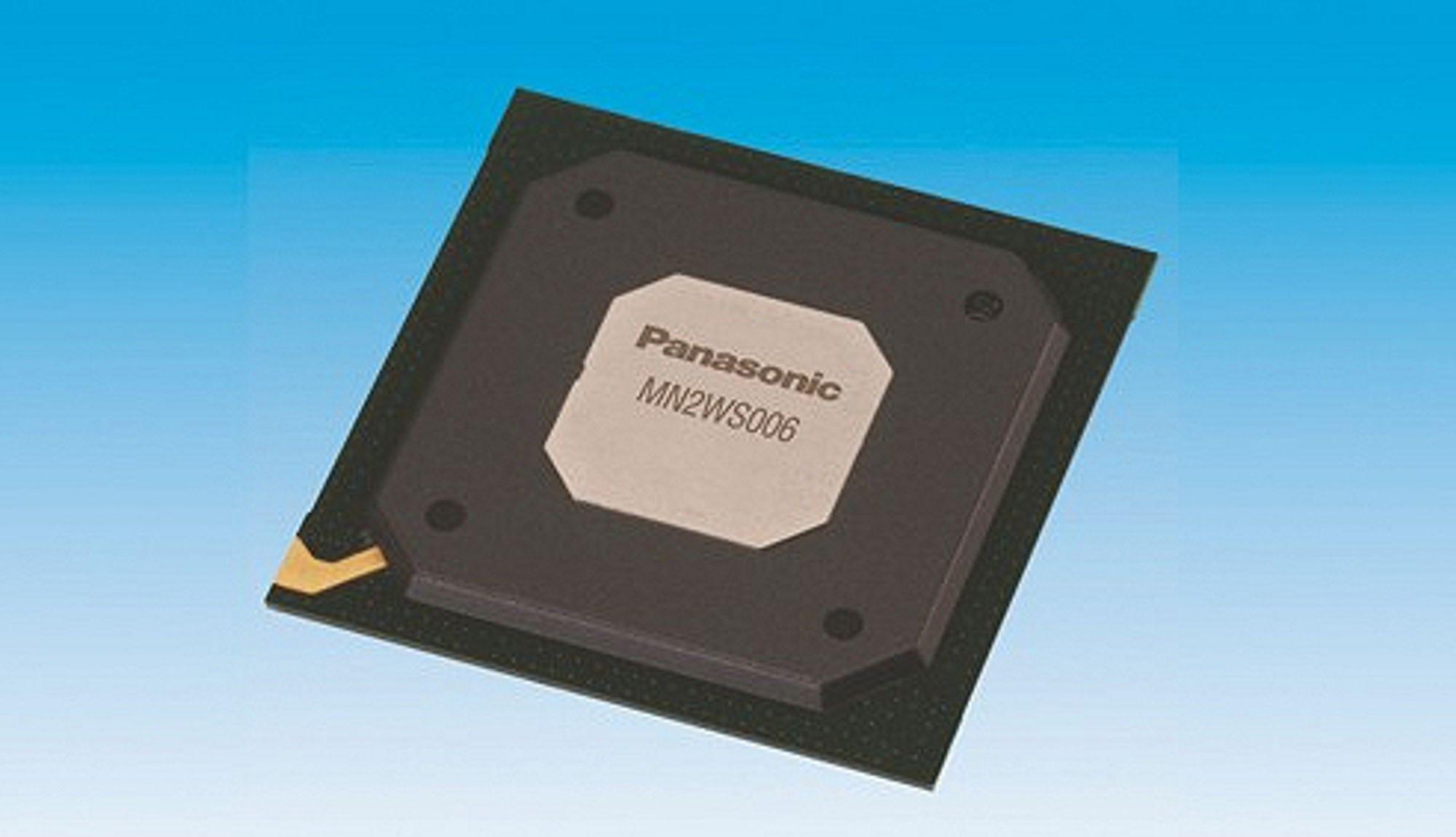 Panasonics Uniphier-prosessor i generasjon 3