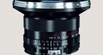 Carl Zeiss vidvinkel for Canon EOS
