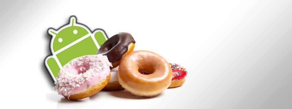 Android 1.6 i oktober