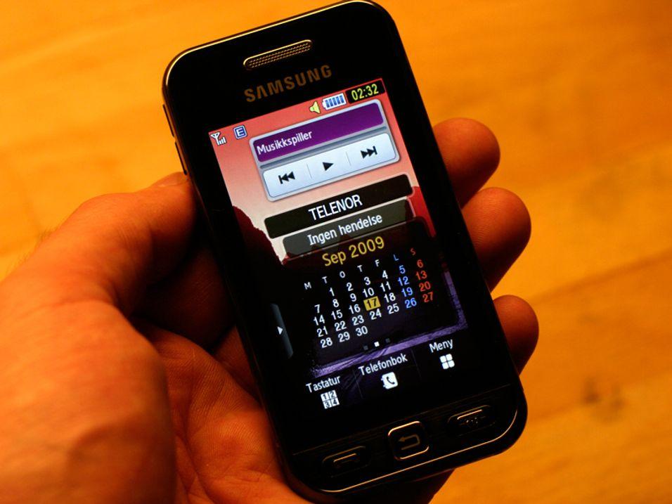 TEST: Samsung S5230