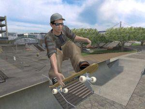 Tony Hawk Pro Skater 4.