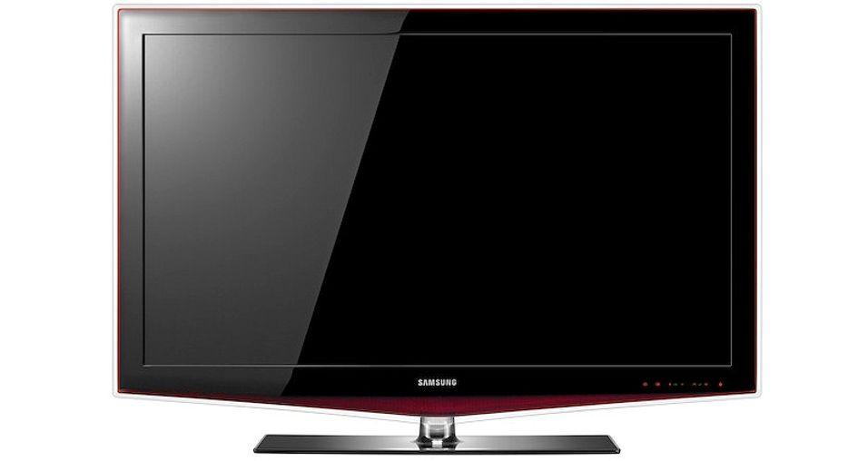 LCD av det voksne slaget: Samsung LN65B650
