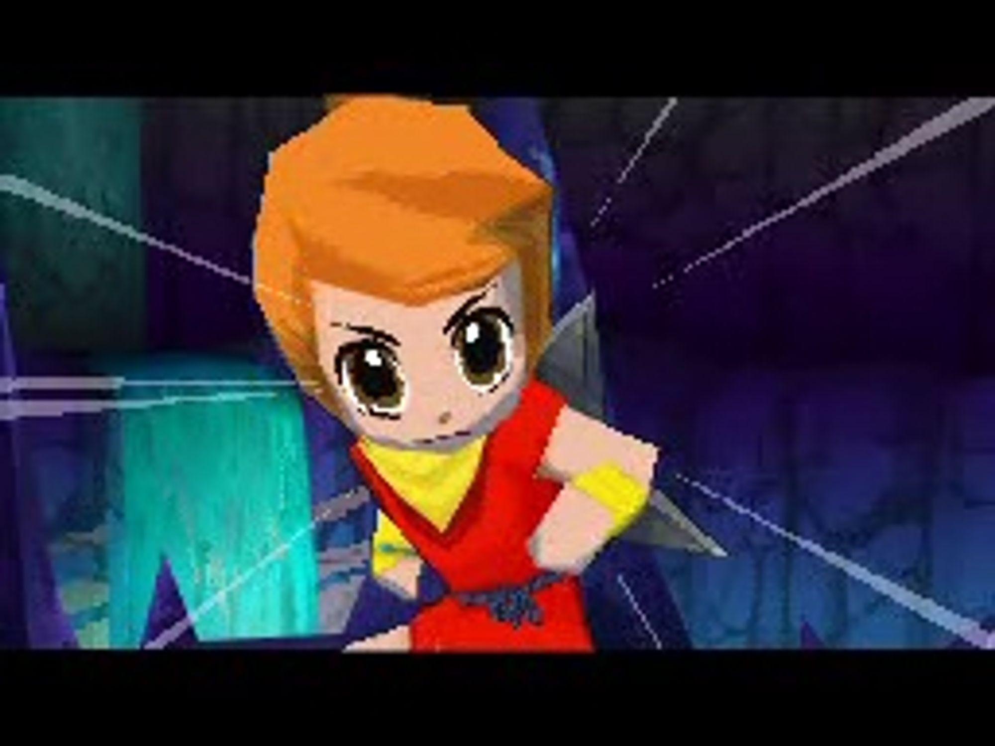 Tsumuji, eller virvelvind, er et Zelda-aktig spill til DS.