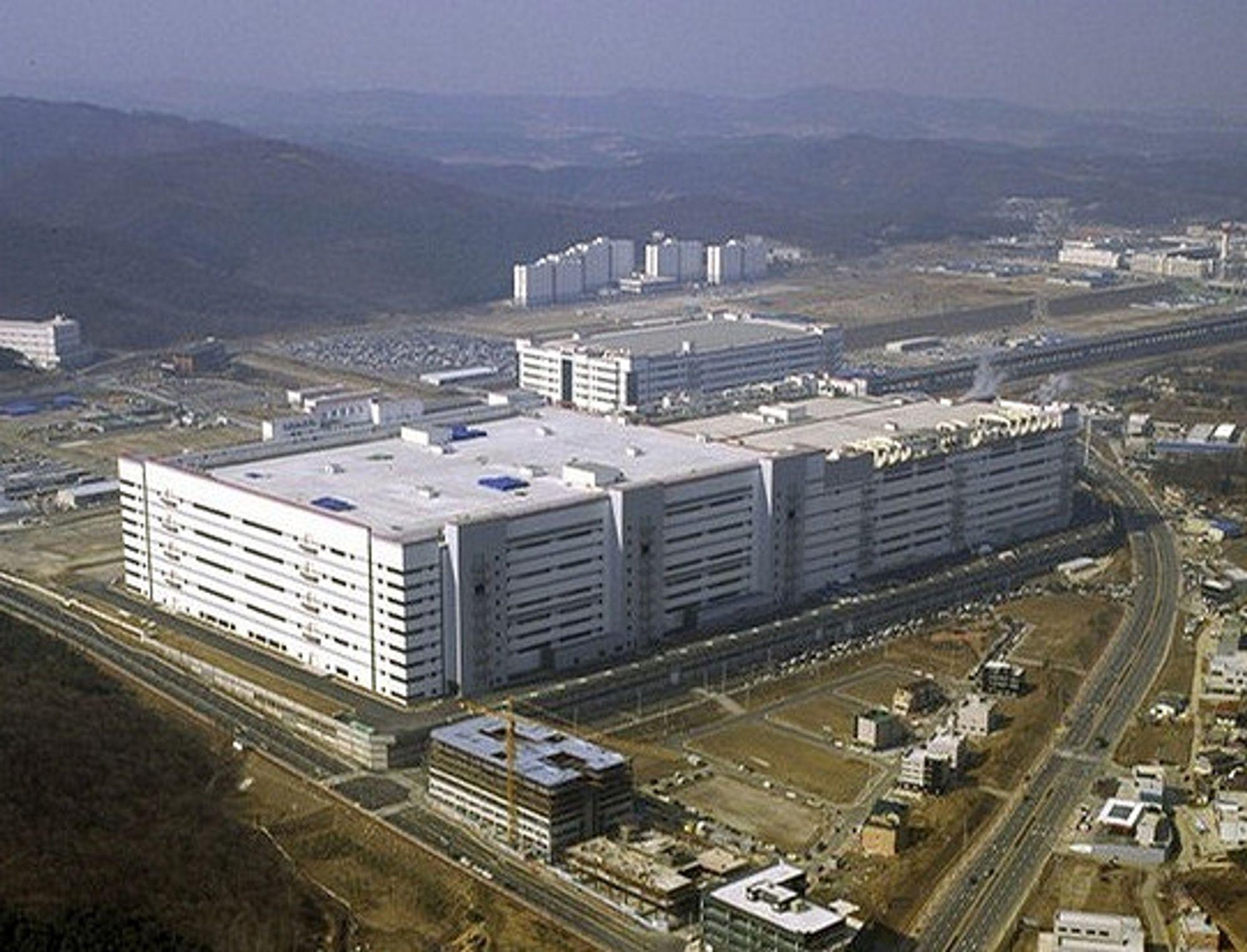 LGs fabrikk i Paju skal utvides med over 4500 arbeidsplasser